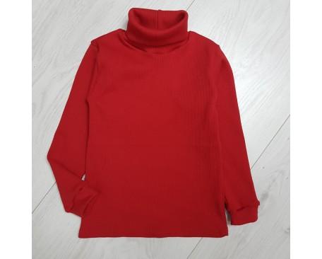 Водолазка красная