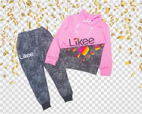 Спортивный костюм для девочки Likee