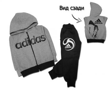 """Теплый спортивный костюм  """"Адидас"""""""