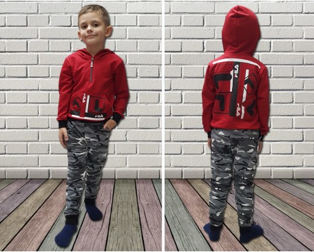 """Костюм """"Fila"""" камуфляж"""