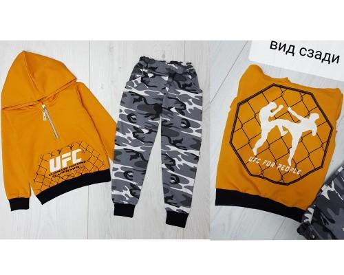 """Спортивный костюм """"UFC"""" (100-083)"""