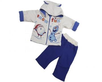 """Детский трикотажный костюмчик """"Малыш"""" (100-035)"""