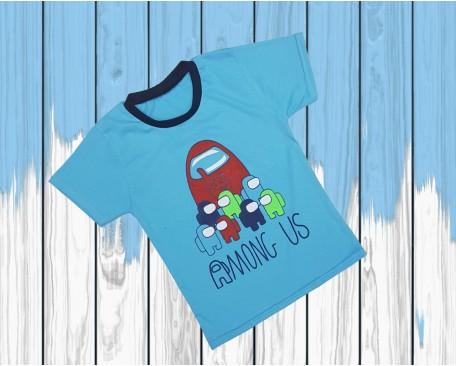 Детская футболка Amangas Us