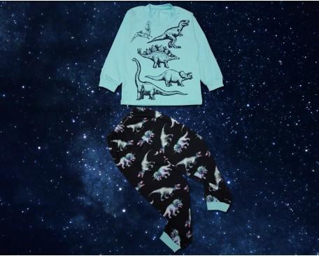 Пижама тонкая детская Dino