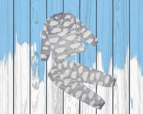Махровая пижама детская