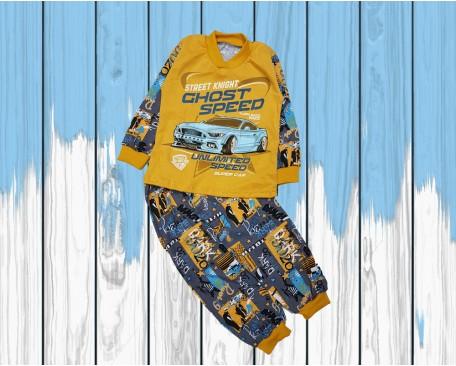 Пижама для мальчика SKU-100-180