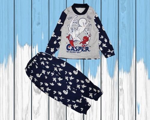 Детская тонкая  пижама SKU-100-431