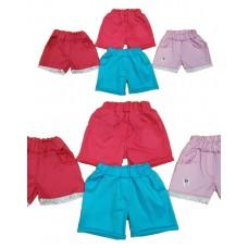 Джинсовые шорты (100-146)