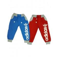 Детские тёплые спортивные штаны (100-156)
