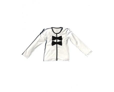 Блуза белая  нарядная