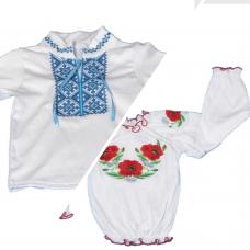 Вышиванки и блузы (7)