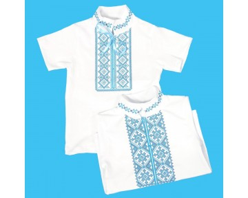 Вышиванка  для мальчика (100-123)